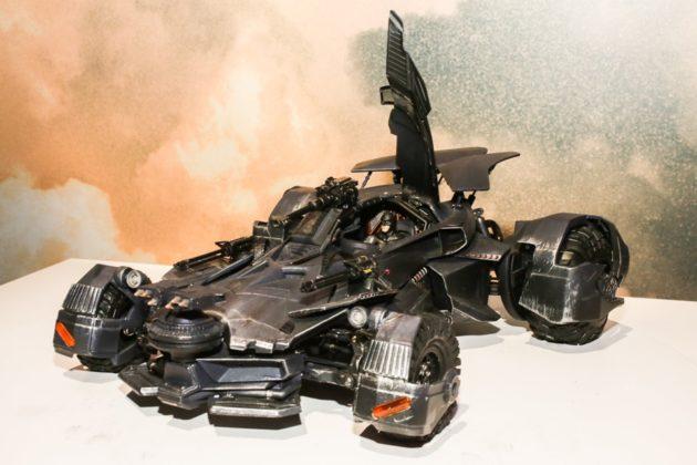 Mattel Justice League RC Batmobile