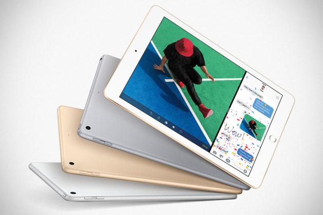 2017 Apple 9.7-inch iPad with Retina Display