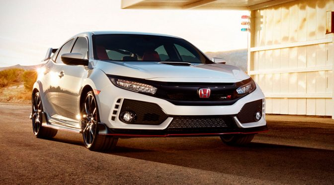 2017 Honda Civic Type R Unveiled at Geneva Motor Show