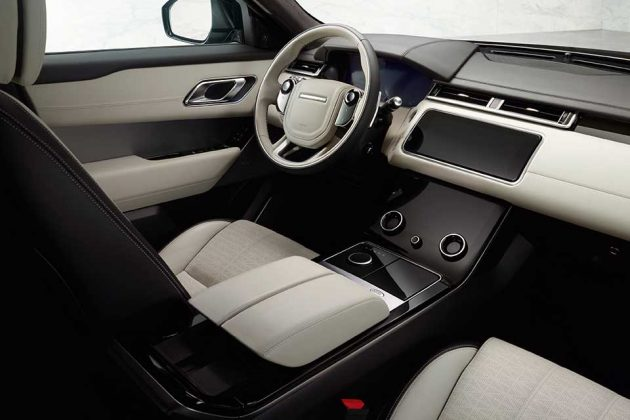 2017 Land Rover Range Rover Velar Luxury SUV