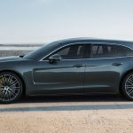 New Porsche Panamera Sport Turismo: 550 Horses And Seats Five