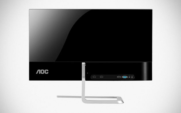AOC 27-inch QHD Ultra Slim Frameless IPS Monitor