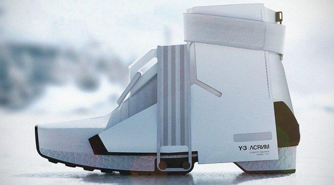 Adidas Y-3 x ACRONYM Y-A FUYU HIGH Sneakers Concept