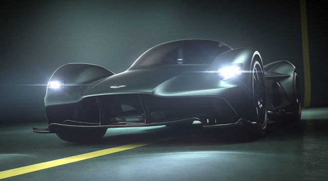 Aston Martin's Bold Hypercar, AM-RB 001, Officially Named After The Gods