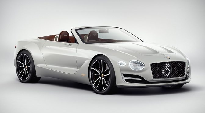 Bentley's Vision Of Luxury Electric Car Is All Beauty And Copper, Lots Of It