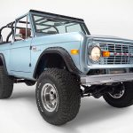 1971 Ford Bronco Rejuvenated, Gets Ford Racing Coyote 5L Motor