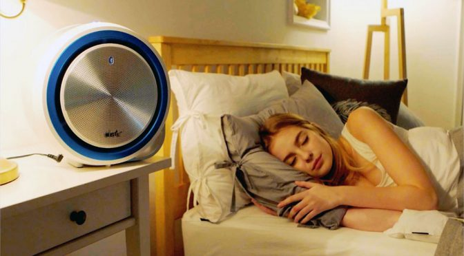 Clair-S May Be The Future Of Air Purifiers, One That'll Coax You To Sleep