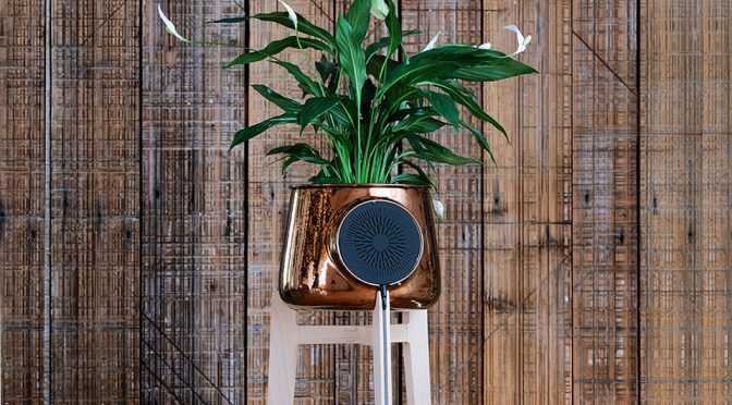 Clairy Is Probably The Coolest Air Purifier In Both Concept And Looks