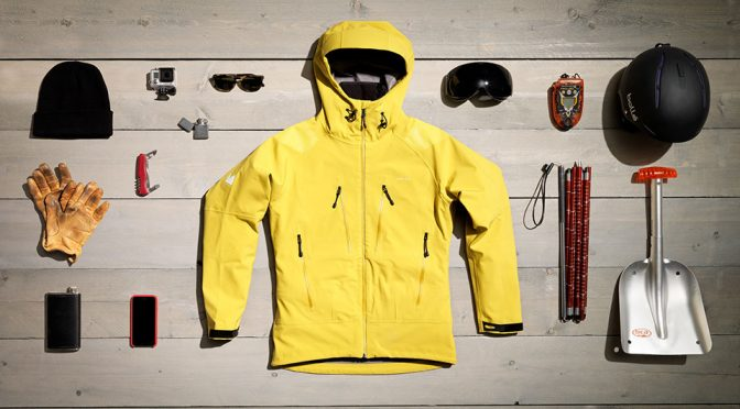This Uber Sleek Outerwear Comes Standard With RECCO Rescue System