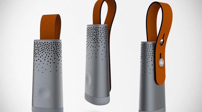 This Handsome Gadget Will Let In On The Air Quality Wherever You Go