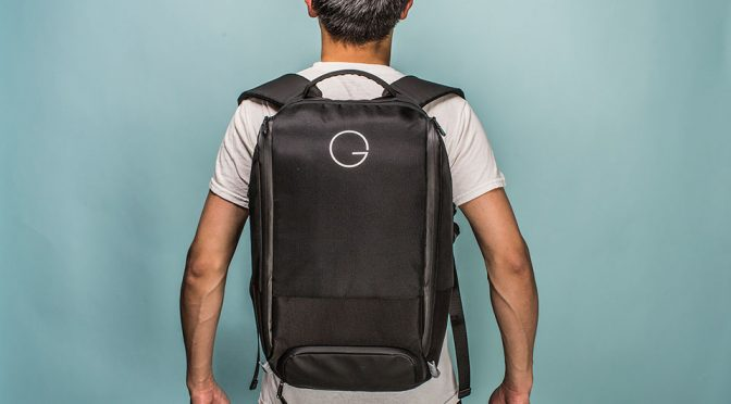 GO Backpack, A Bag Designed For Pokémon GO And Everyday Carry