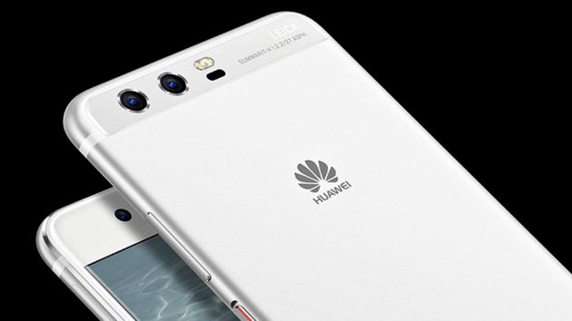 Huawei P10 and P10+ Smartphones Launched at MWC 2017