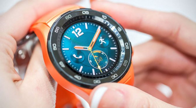 Huawei Watch 2 Has 4G Support That Lets You Use The Watch As A Phone