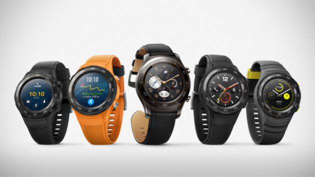 Huawei Watch 2 Smartwatch Unveiled at MWC 2017
