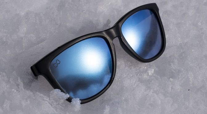 Matte Reflective Sunglasses by Mariener Eyewear
