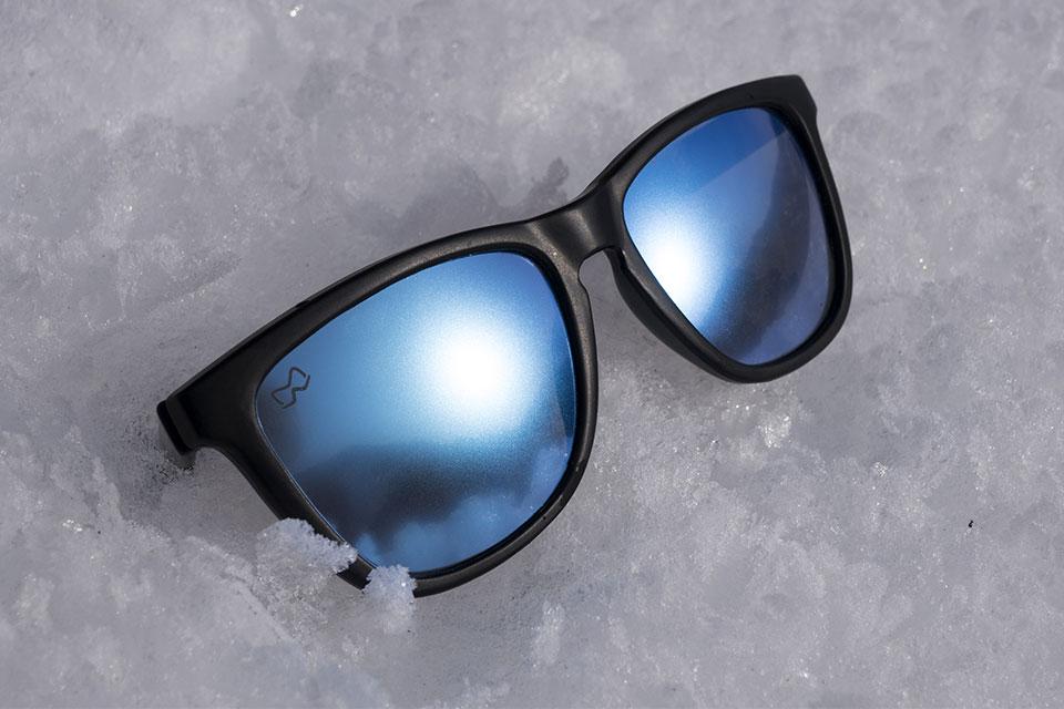 bff38fe6ad EyewearKickstarterShadesSHREDSunglasses · Mariener Eyewear Beats Big Brands  To Intro Matte Reflective Sunglasses