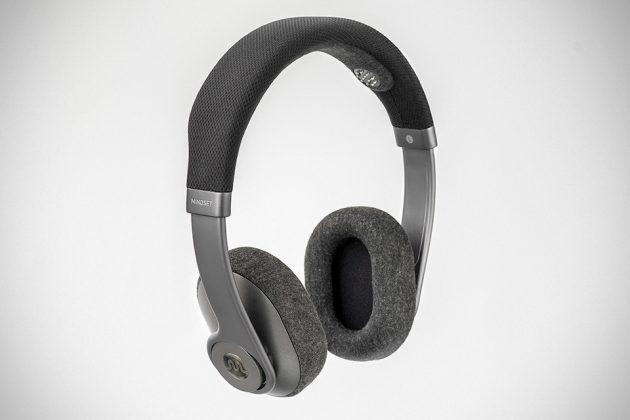 Mindset EEG Audio Headphones Powered by Onkyo