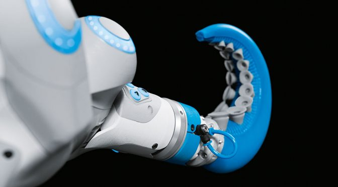 OctopusGripper Octopus-inspired Robotic Arm by Festo
