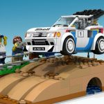LEGO, Please Make This Peugeot 205 Turbo 16 Catching Air A Reality