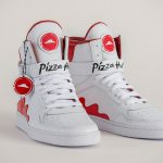 Some Lucky Folks Get To Order Pizza Hut With This Special Pair Of Sneakers