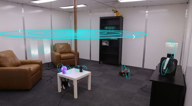 Disney Built A Room That Keeps Your Phone Charged When You Are Inside