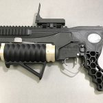 What..?! Even Grenade Launcher And Its Ammunition Can Be 3D-Printed???
