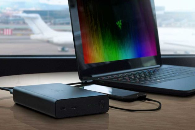 Razer Power Bank Adds Over 15 Hours To Razer Blade Stealth
