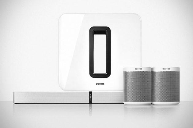 SONOS PLAYBASE Speaker System For TV
