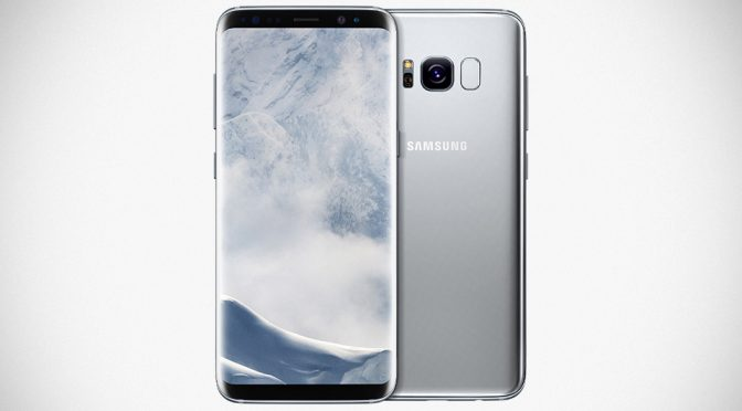 Samsung Galaxy S8 and S8+ Smartphones