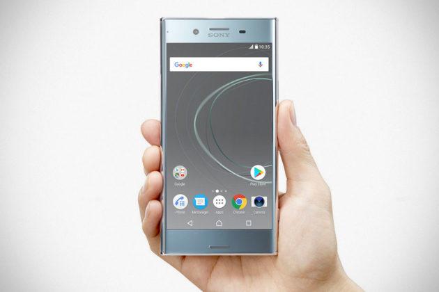 Sony Xperia XZ Premium Android Phone