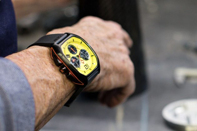 Swiss Made Rebel Automatic Watch by LIV Watches