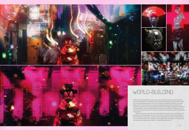 The Art of Ghost in the Shell (Hardcover) by David S. Cohen