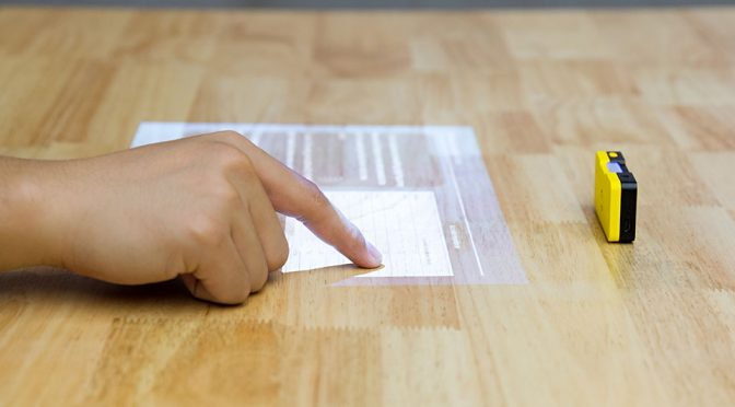 Welle Wants To Turn Any Surface Into A Gesture-enabled Surface. Yes, Really.
