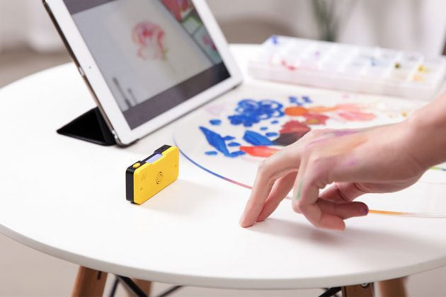 Welle Turns Any Surface Into A Gesture-enabled Surface