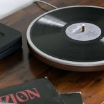Wheel – The Turntable That Is So Minimal That It Is Just, Well, A Wheel