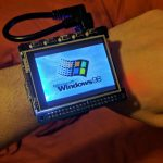 Win 98-powered DIY Smartwatch Made Windows 98 Great Again, Well, Kind Of…