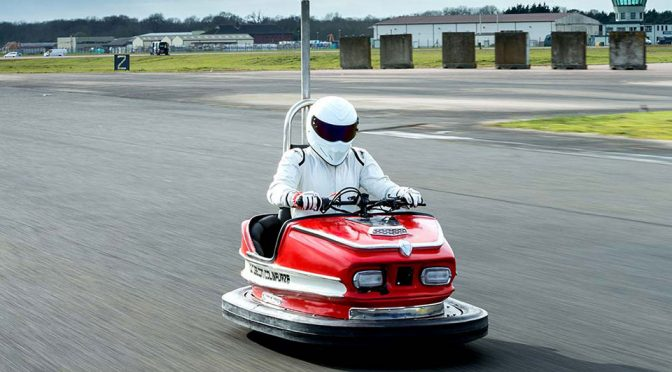 World's Fastest Bumper Car For Top Gear by Colin Fuze