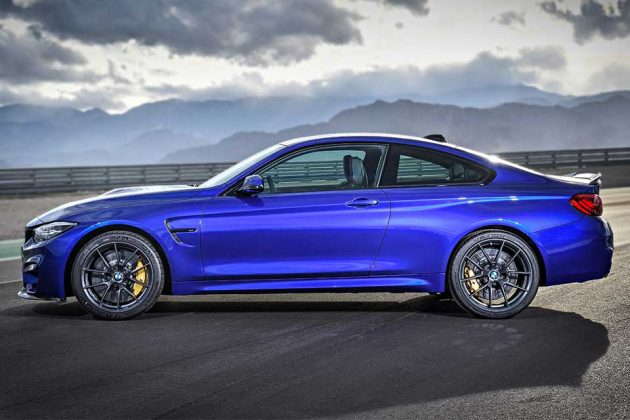 2017 BMW M4 CS Sports Coupe
