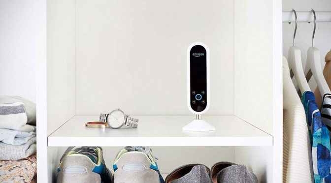 Amazon Echo Look: Echo With Eyes To Take Pictures And Rate Your Outfits