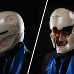 This Fully Functional Gray Fox Helmet Is Metal Solid Gear Fans' Wet Dream