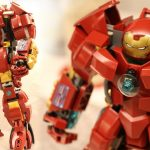 This LEGO Hulkbuster UCS Surely Deserves The 10K Votes It Has Gotten