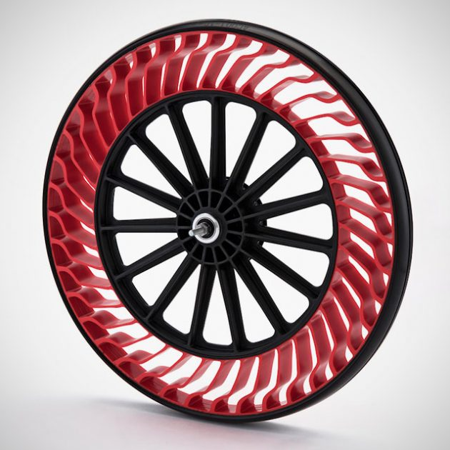 Bridgestone Airless Tires For Bicycles
