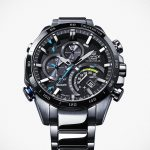 CASIO'S NEW EDIFICE Timepieces Offer Accurate Time Thru Your Smartphone