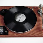 Ermenegildo Zegna x Master & Dynamic Turntable and Music Gear