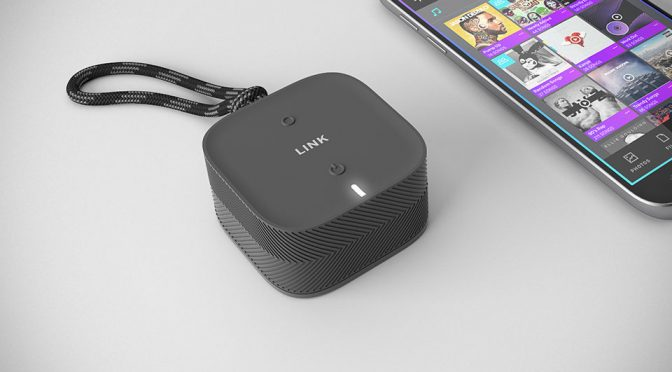 Fasetto Link WiFi/Bluetooth-enabled Ultra Portable Storage