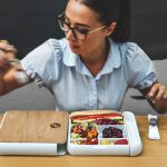 This Super Sleek Lunchbox Helps You To Diet Without Tech Intervention
