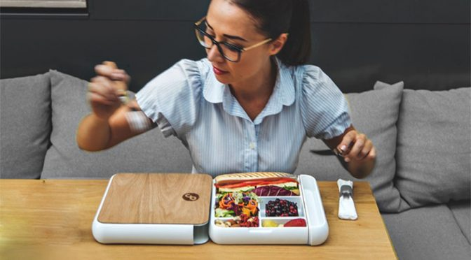 Fittbo Innovative Thermo-insulated Lunchbox