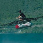 """This Is The First """"Flying Car"""" By Larry Page-backed Startup, Kitty Hawk"""