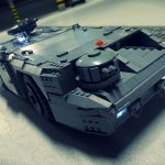 The Details That Goes Into This <em>Aliens</em> LEGO Technic M577 APC Is Insane!