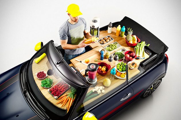MINI John Cooker Works Package For MINI Convertible